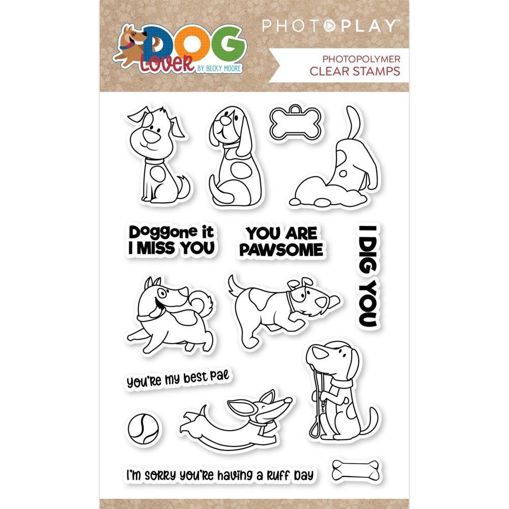 Dog Lover Stamp & Die Bundle