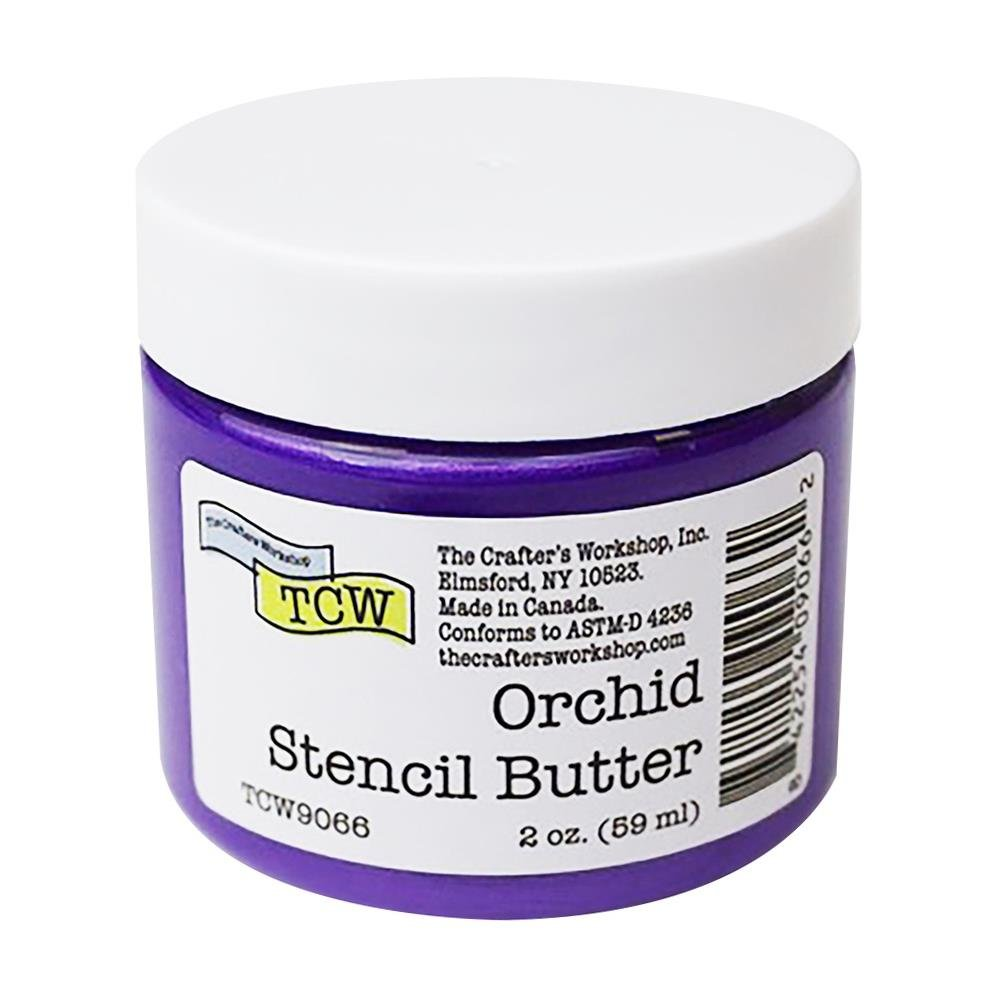 The Crafter's Workshop Stencil Butter-Orchid