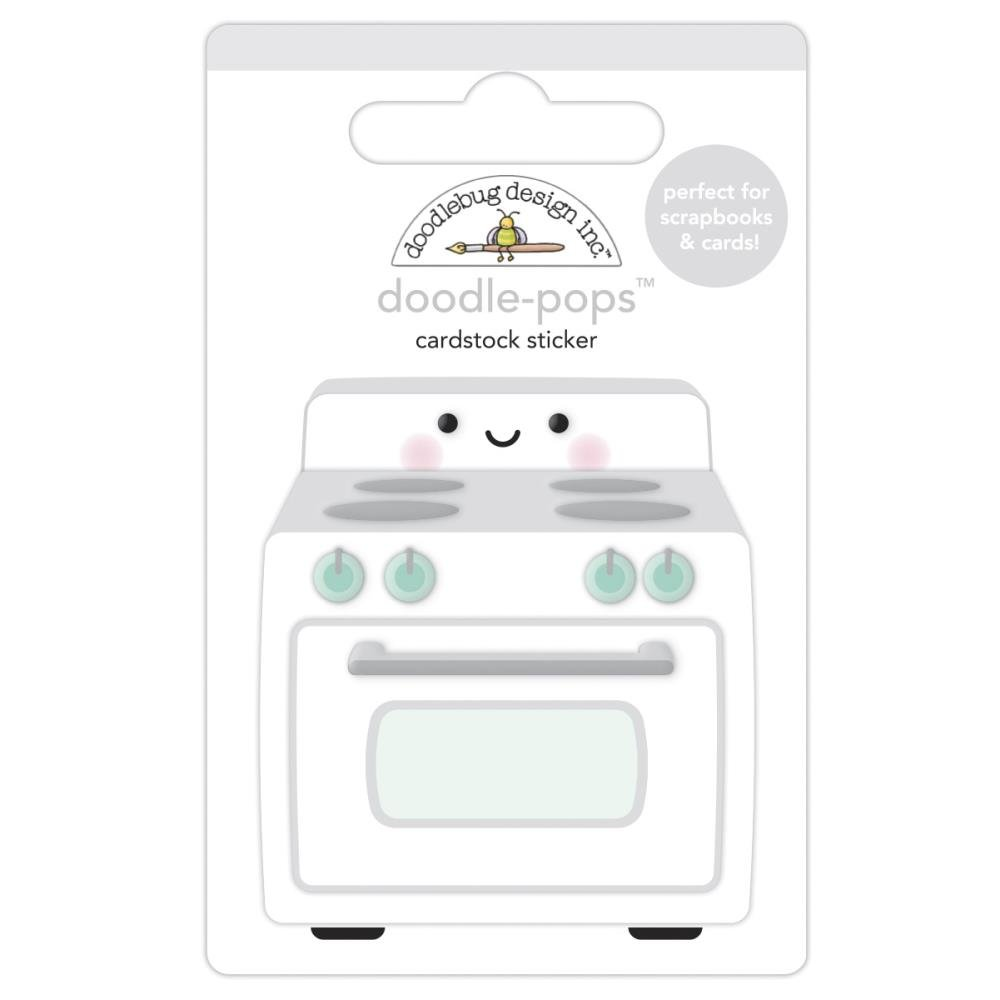 Made With Love Doodlepop-What's Cookin?