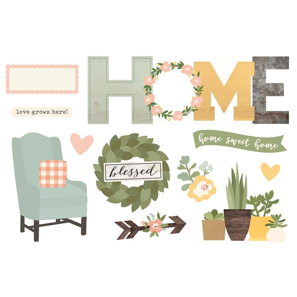 Simple Page Pieces-Home