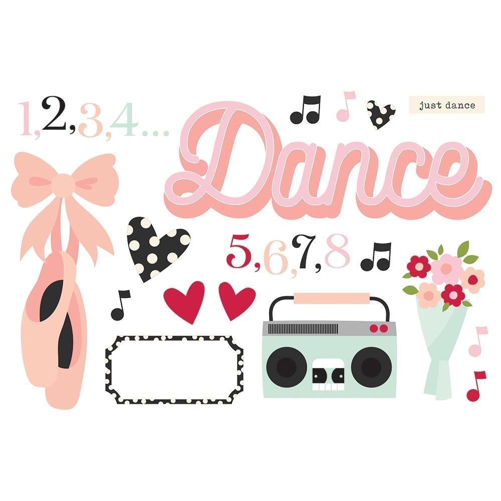 Simple Page Pieces-Dance