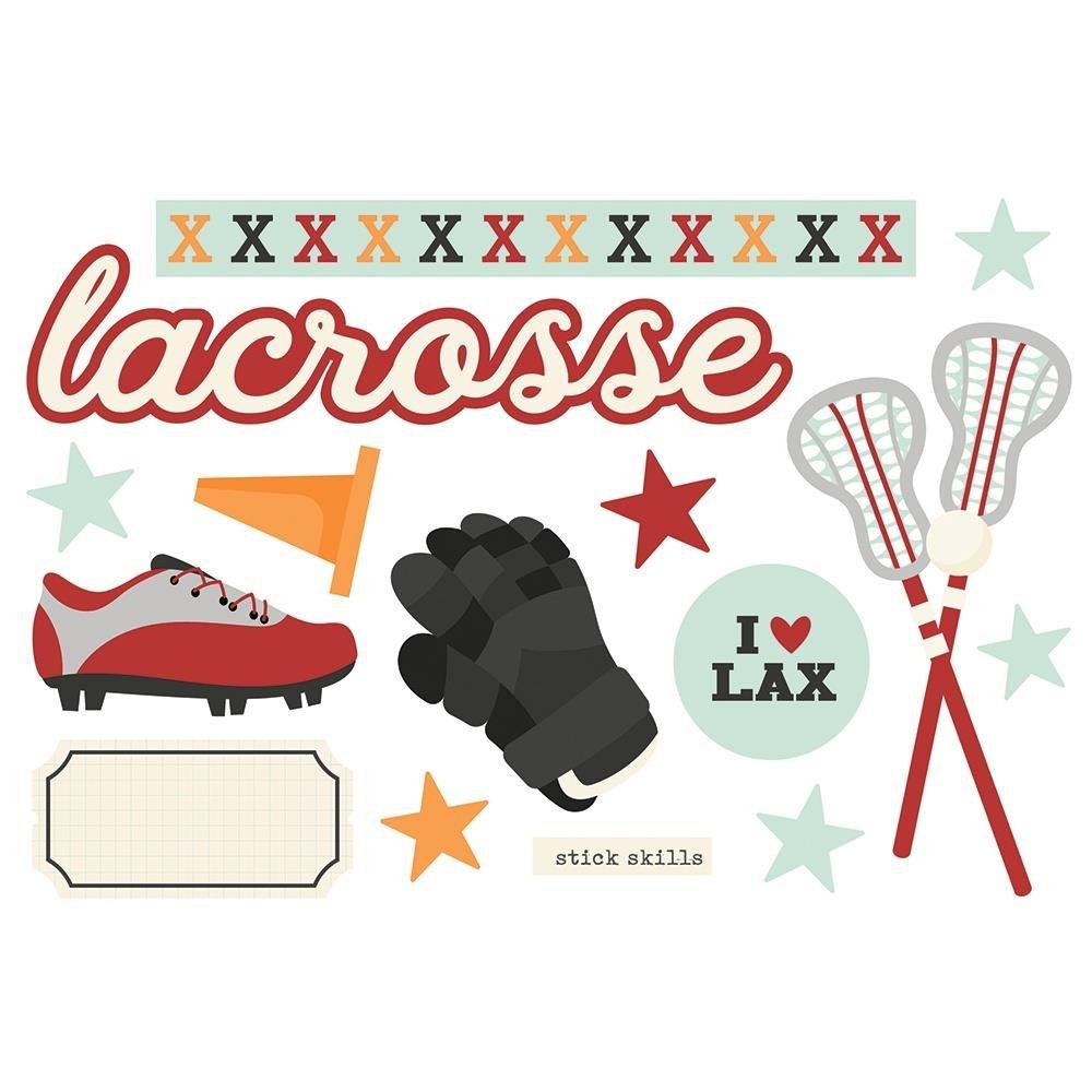 Simple Page Pieces-Lacrosse