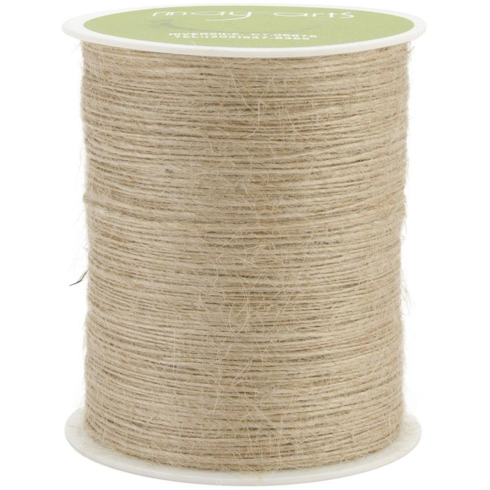 Burlap Twine (by the yard)-Natural