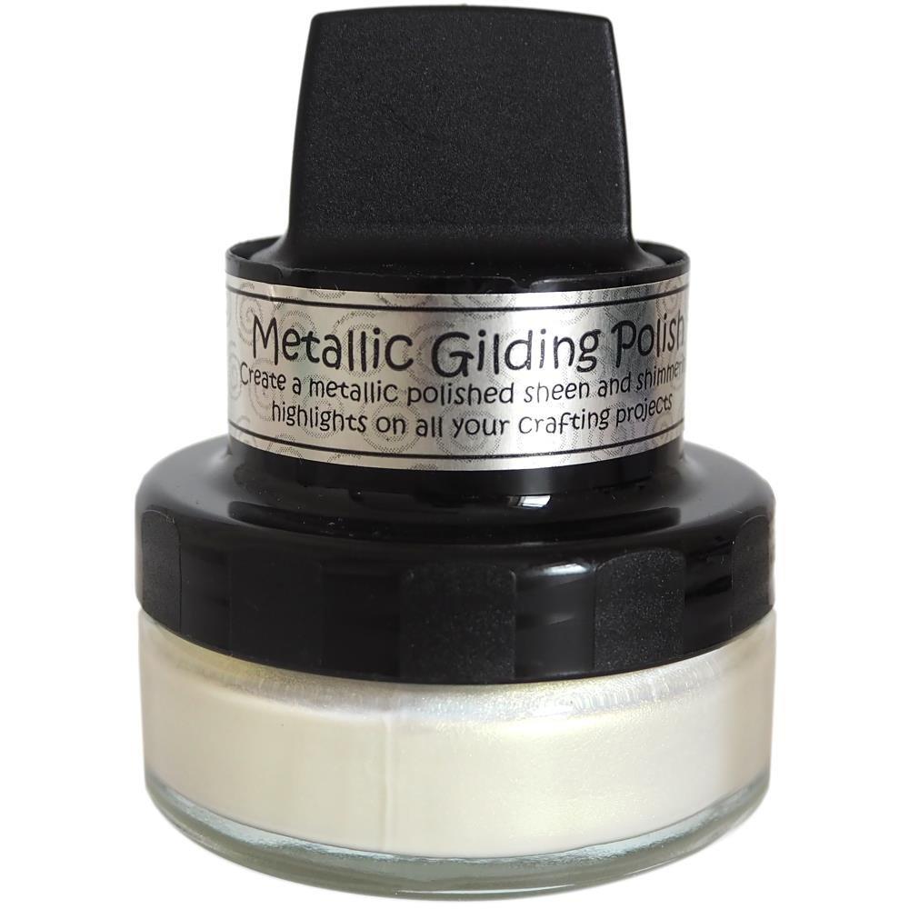 Cosmic Shimmer Metallic Gilding Polish-Enchanting Gold
