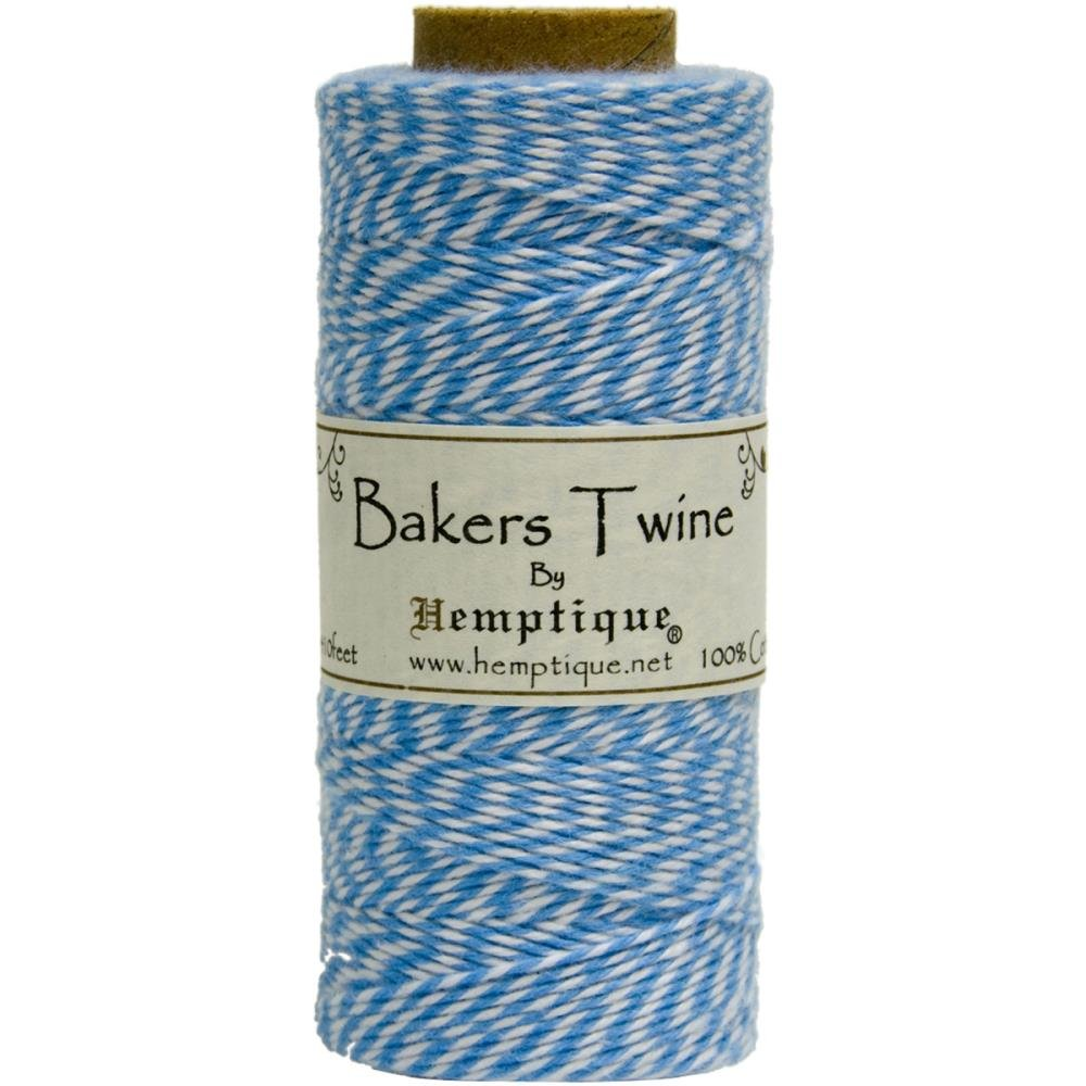 Baker's Twine (by the yard)-Blue & White