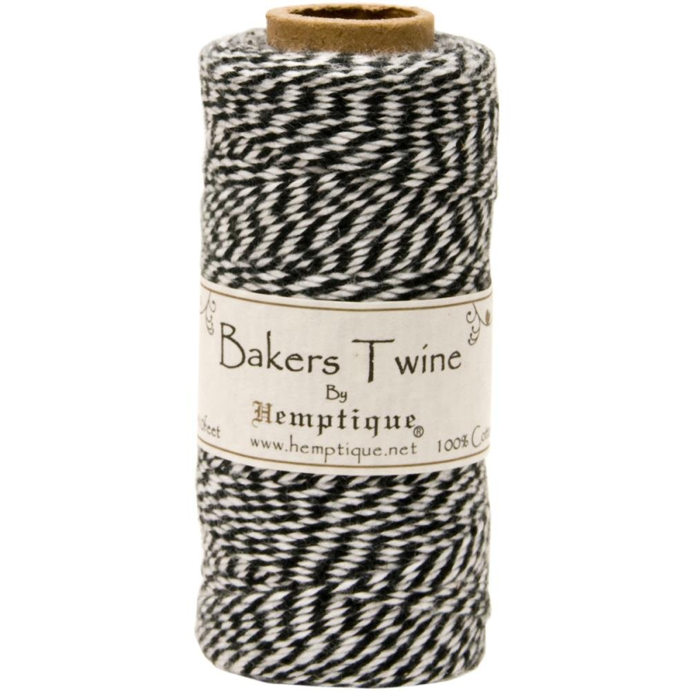Baker's Twine (by the yard)-Black & White