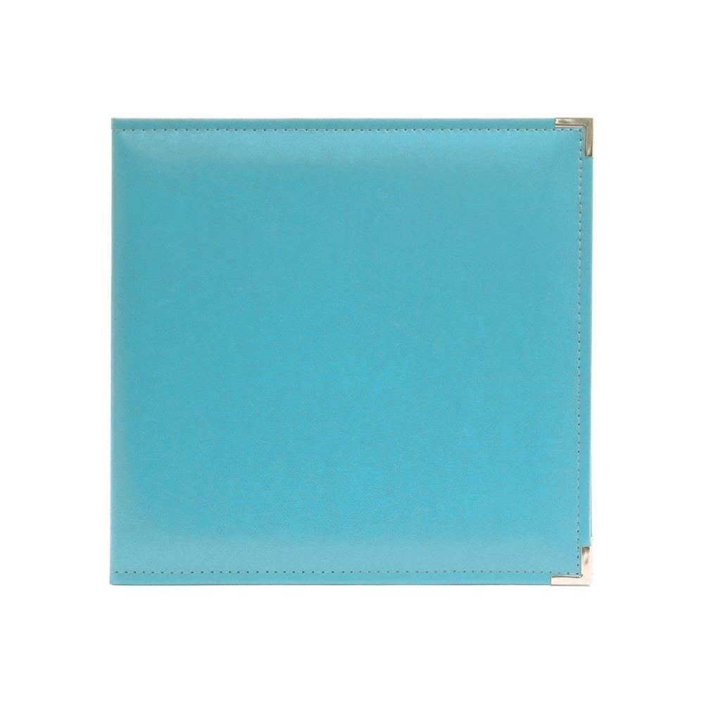 We R Memory Keepers 12x12 Album-Aqua #1 (damaged)