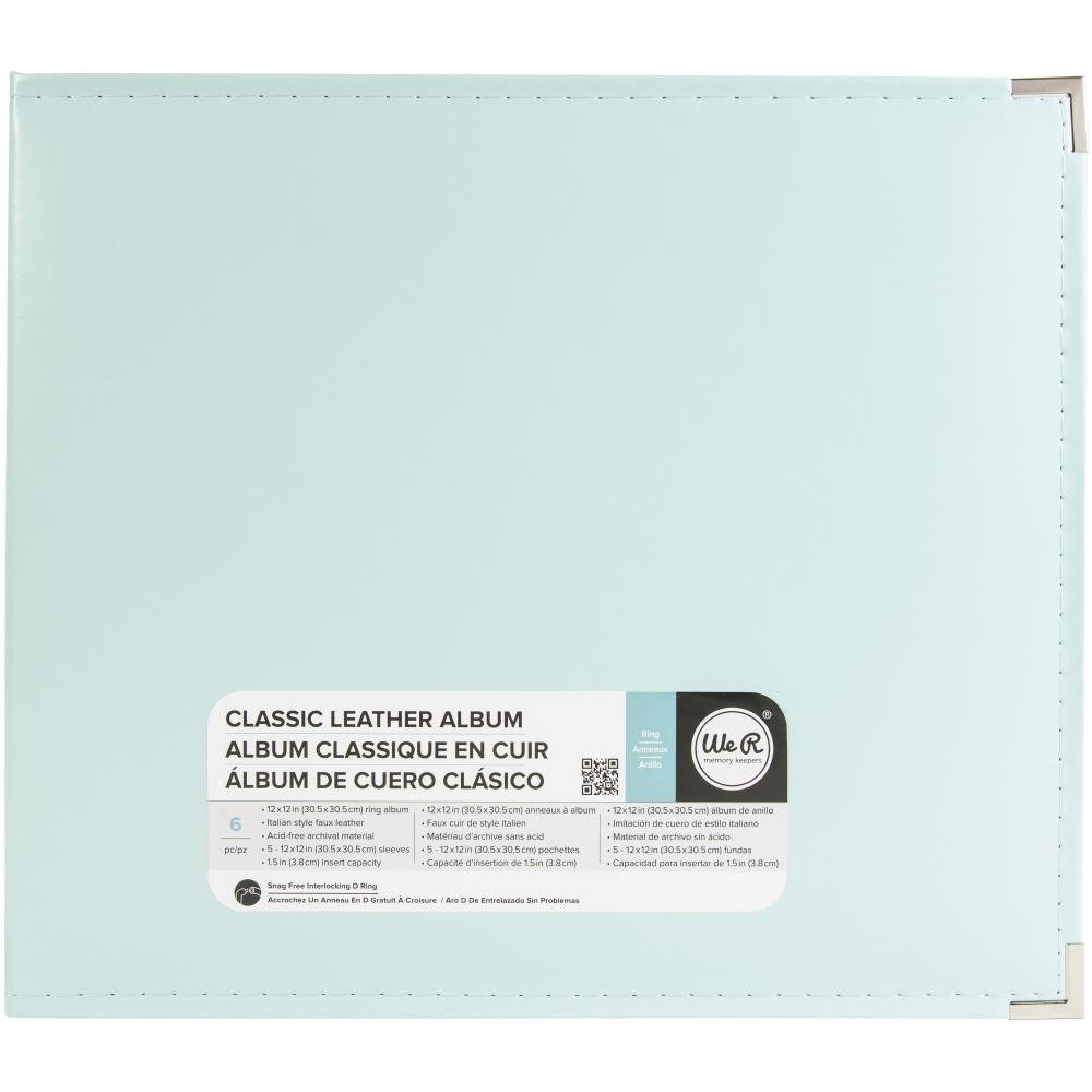 We R Memory Keepers 12x12 Album-Mint #3 (damaged)