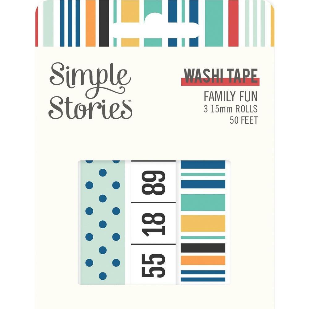 Family Fun Washi Tape