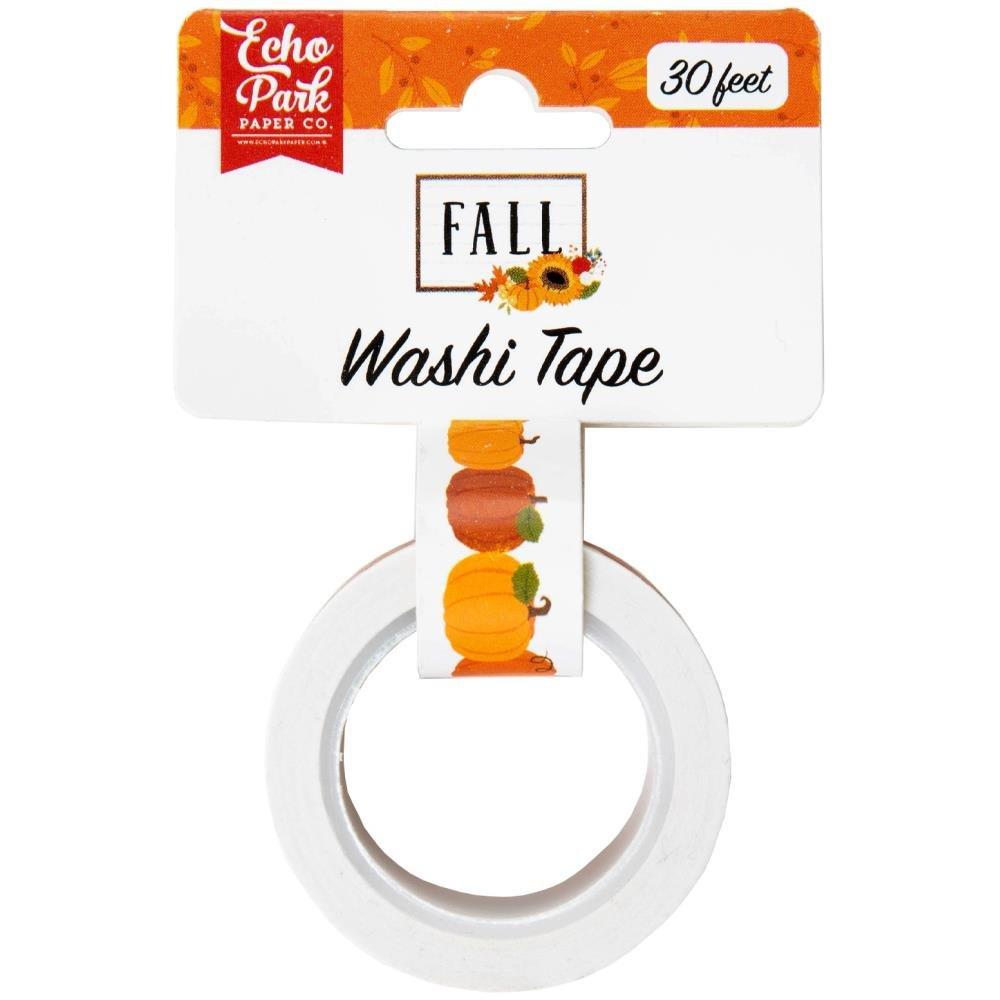 Fall Ephemera Washi Tape-Sweet Pumpkins