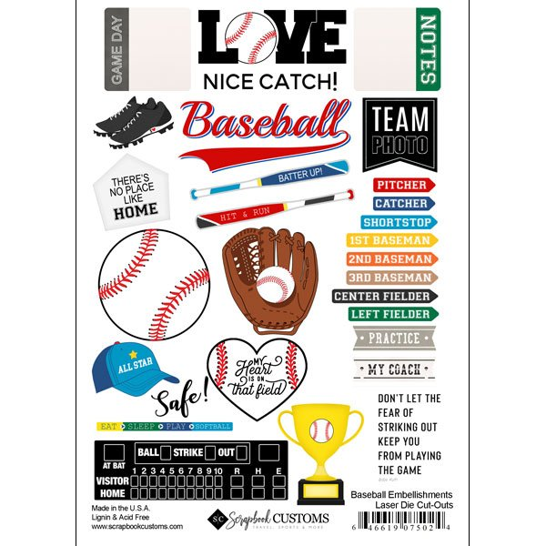 Sports Ephemera-Baseball