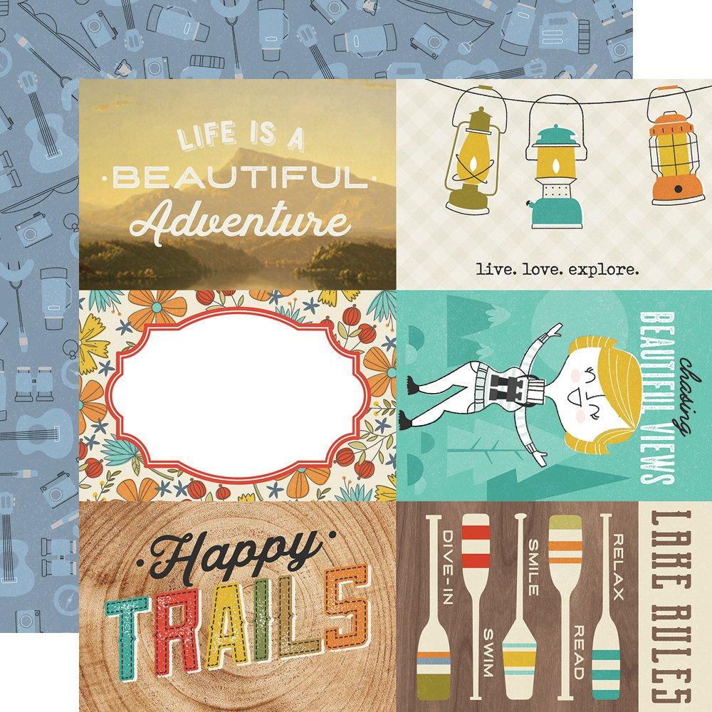 Happy Trails-4x6 Elements