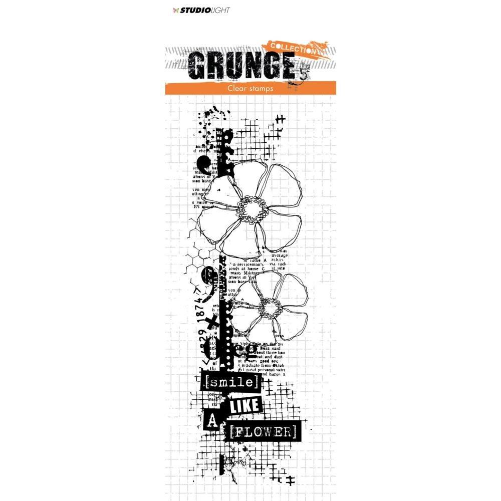 Studio Light Grunge Stamp-NR 361
