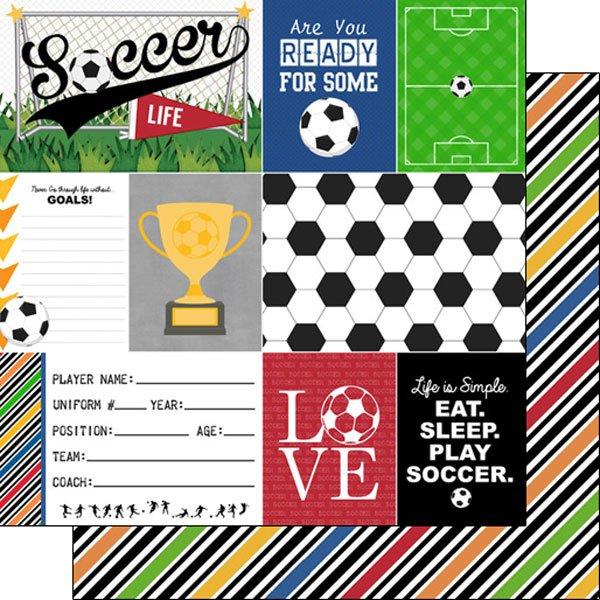 Soccer Life-Paper 1 Journal