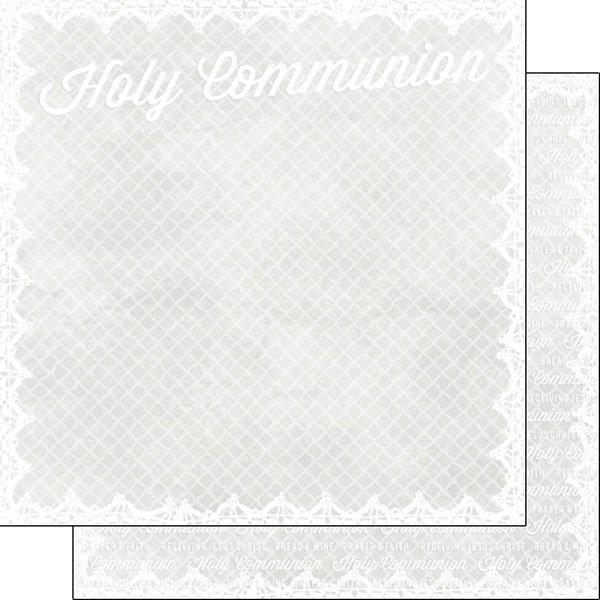 Holy Communion-Lace