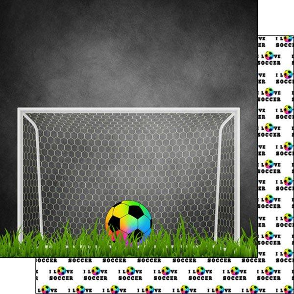 Soccer Neon-Paper 1