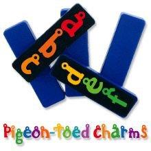 Garage Sale Sizzix Font Set-Pigeon-Toed Charms