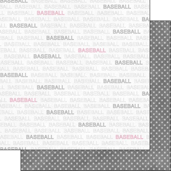 Baseball Addict-1 Baseball Words