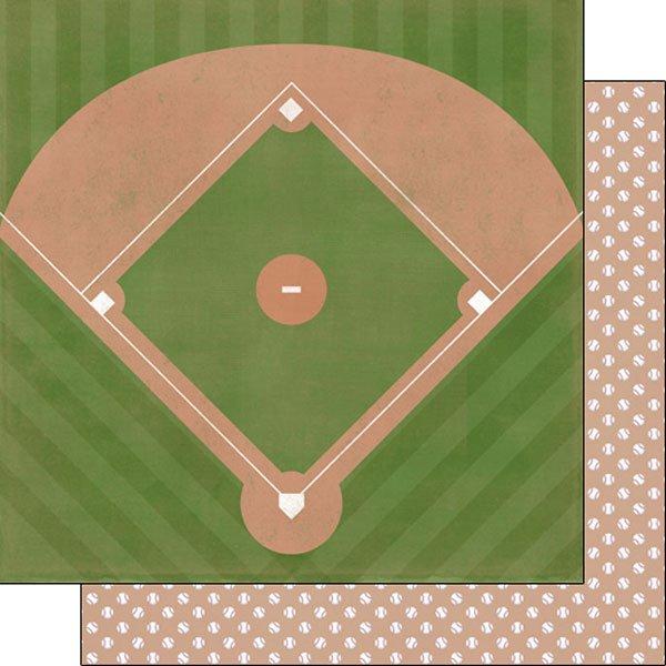 Baseball Addict-3 Baseball Diamond