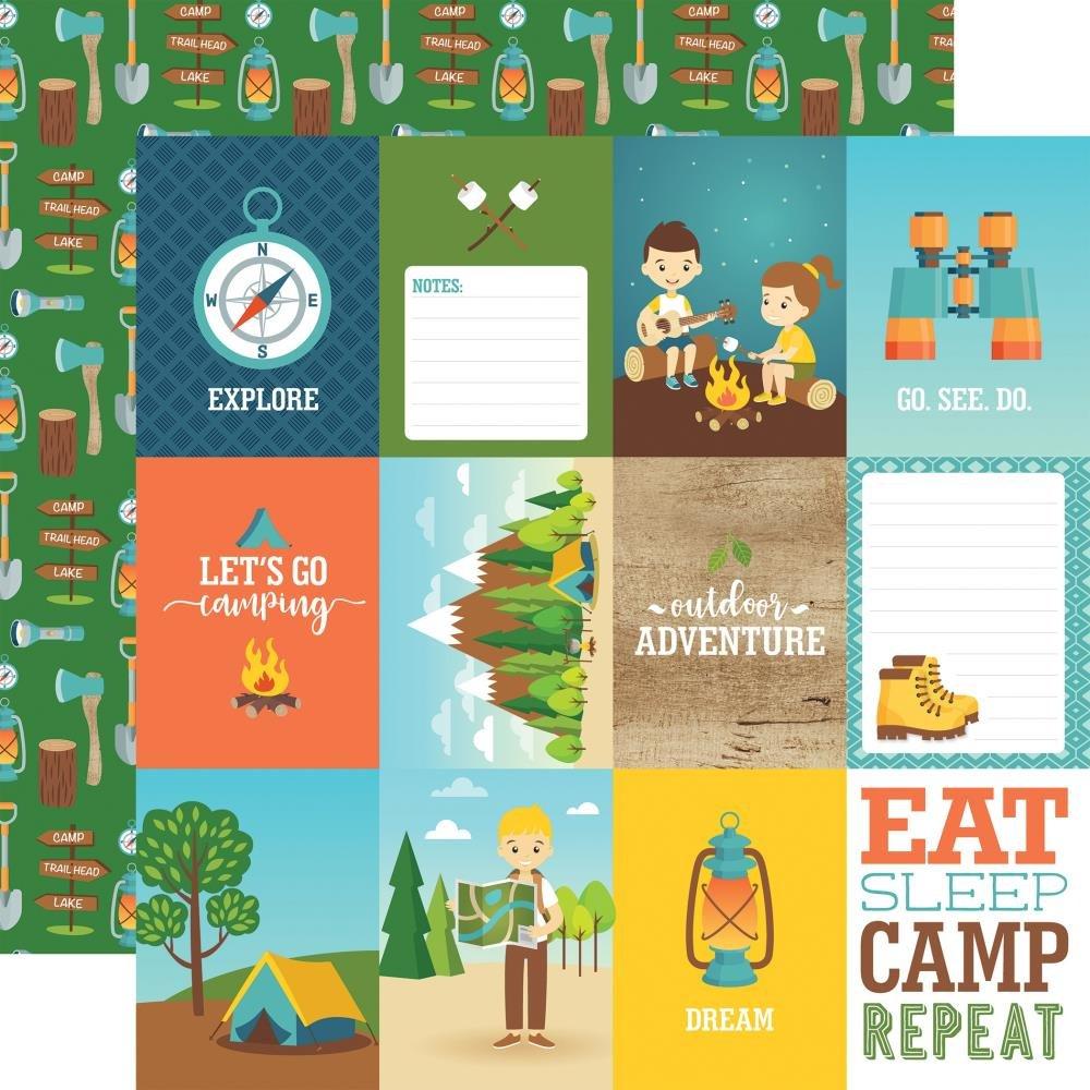 Summer Adventure-3x4 Cards
