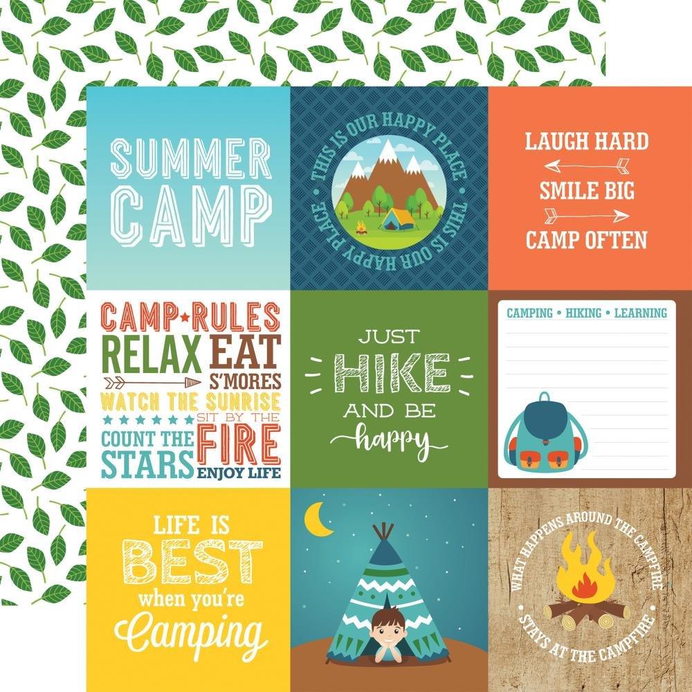Summer Adventure-4x4 Cards