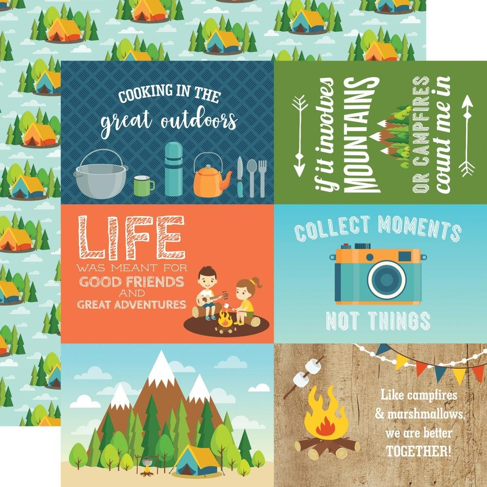 Summer Adventure-4x6 Cards