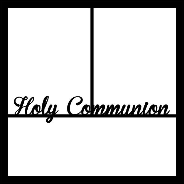Holy Communion-Template