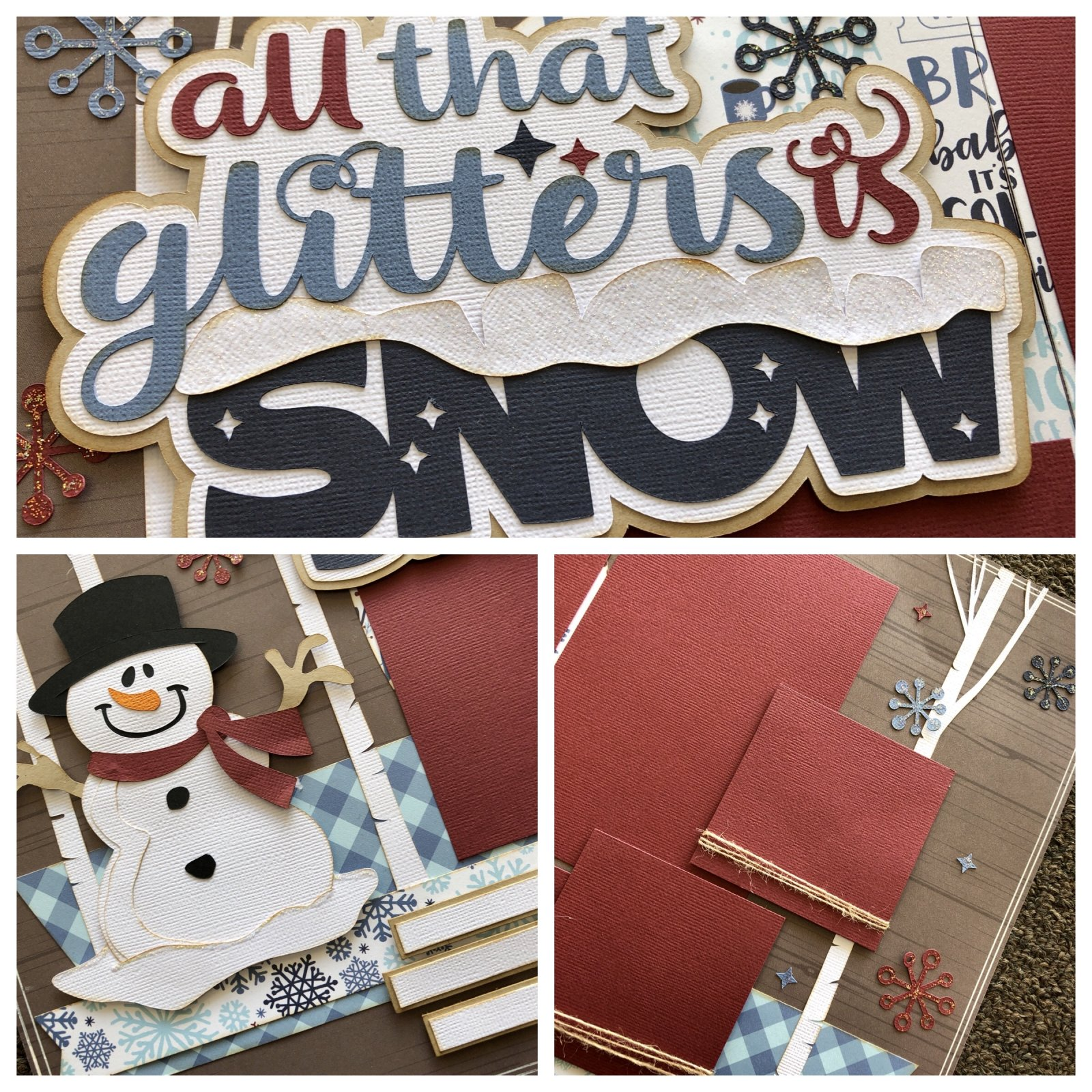 All That Glitters Is Snow Kit