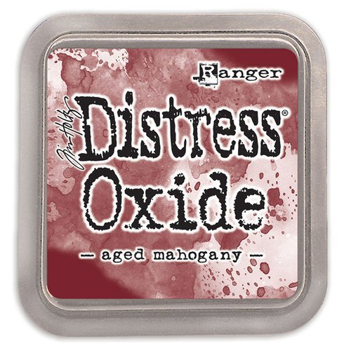 Tim Holtz Distress Oxide Ink-Aged Mahogany