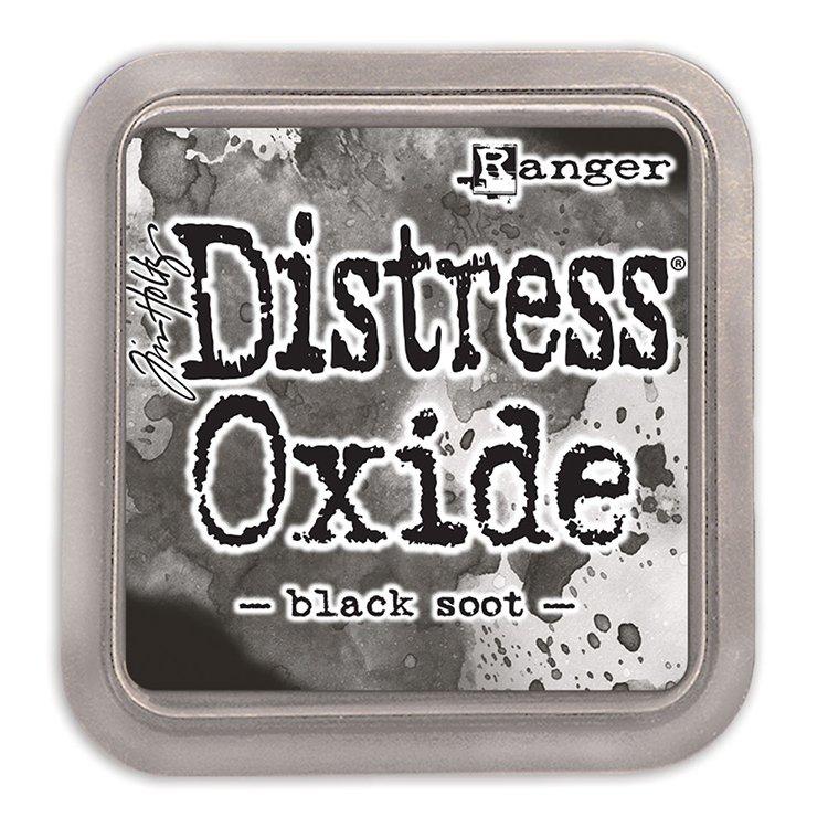 Tim Holtz Distress Oxide Ink-Black Soot