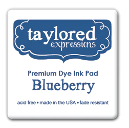 Taylored Expressions Ink Cube-Blueberry