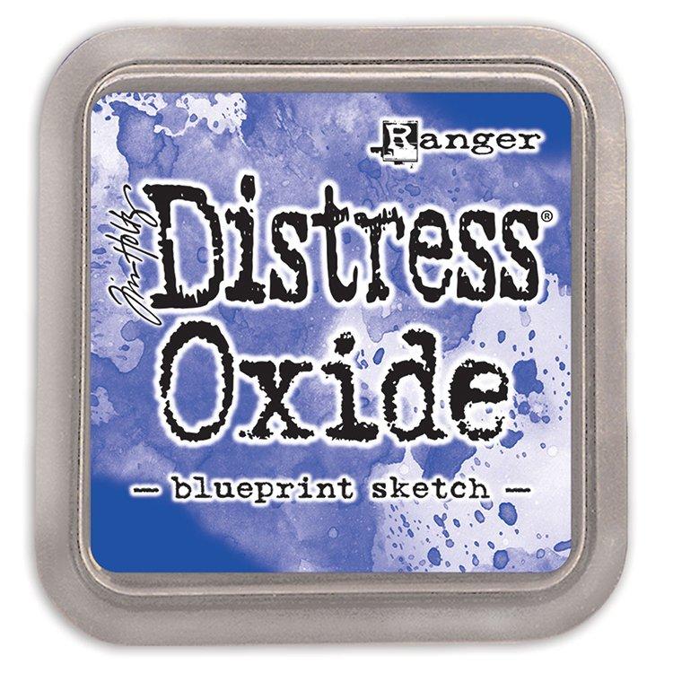 Tim Holtz Distress Oxide Ink-Blueprint Sketch