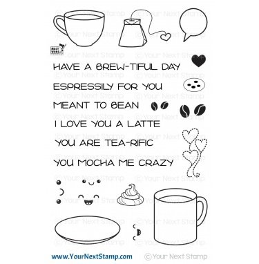 Your Next Stamp-Brew-tiful Day Stamp