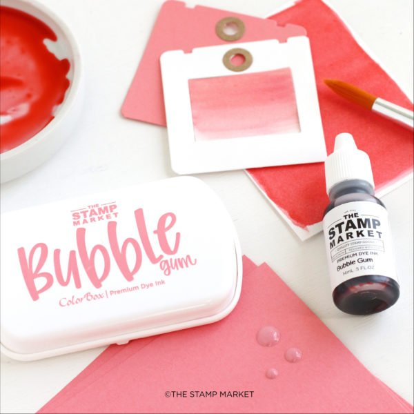 The Stamp Market Ink-Bubblegum