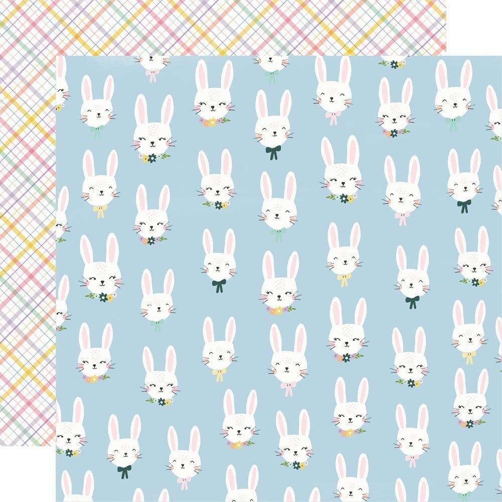 Bunnies & Blooms-Bunny Love