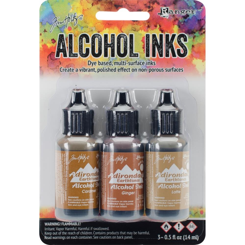 Tim Holtz Alcohol Inks-Cabin Cupboard (20691)