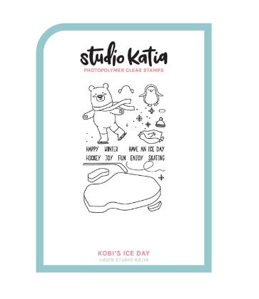 Studio Katia-Kobi's Ice Day