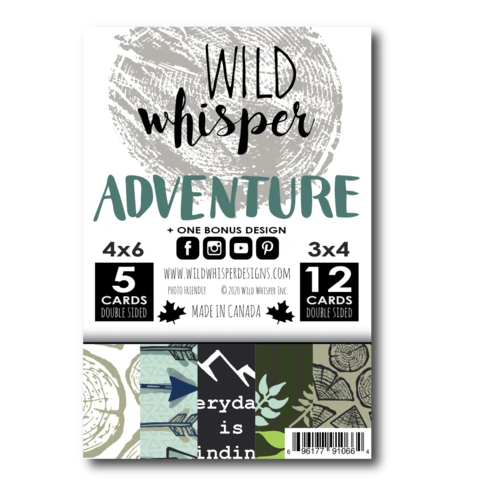 Adventure Card Pack
