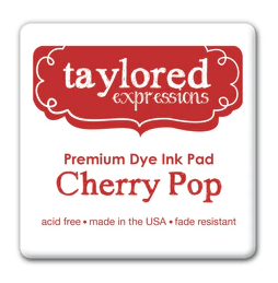 Taylored Expressions Ink Cube-Cherry Pop