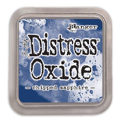 Tim Holtz Distress Oxide Ink-Chipped Sapphire