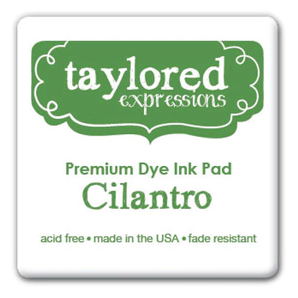 Taylored Expressions Ink Cube-Cilantro