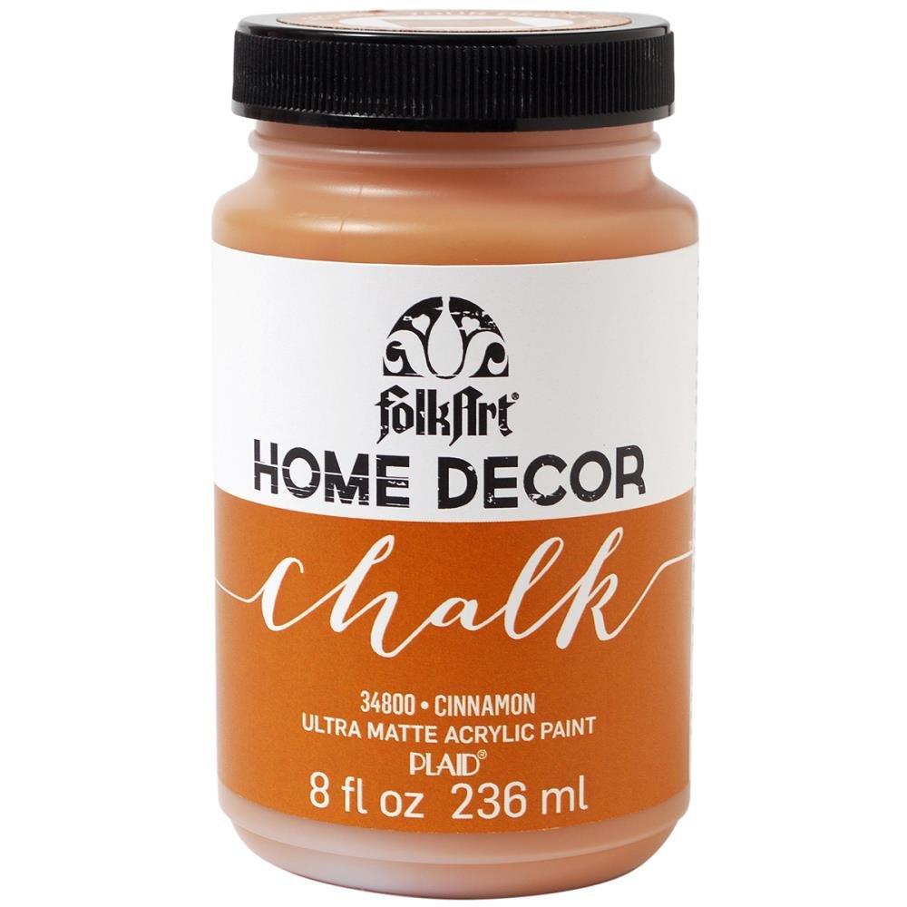 FolkArt Chalk Paint-Cinnamon