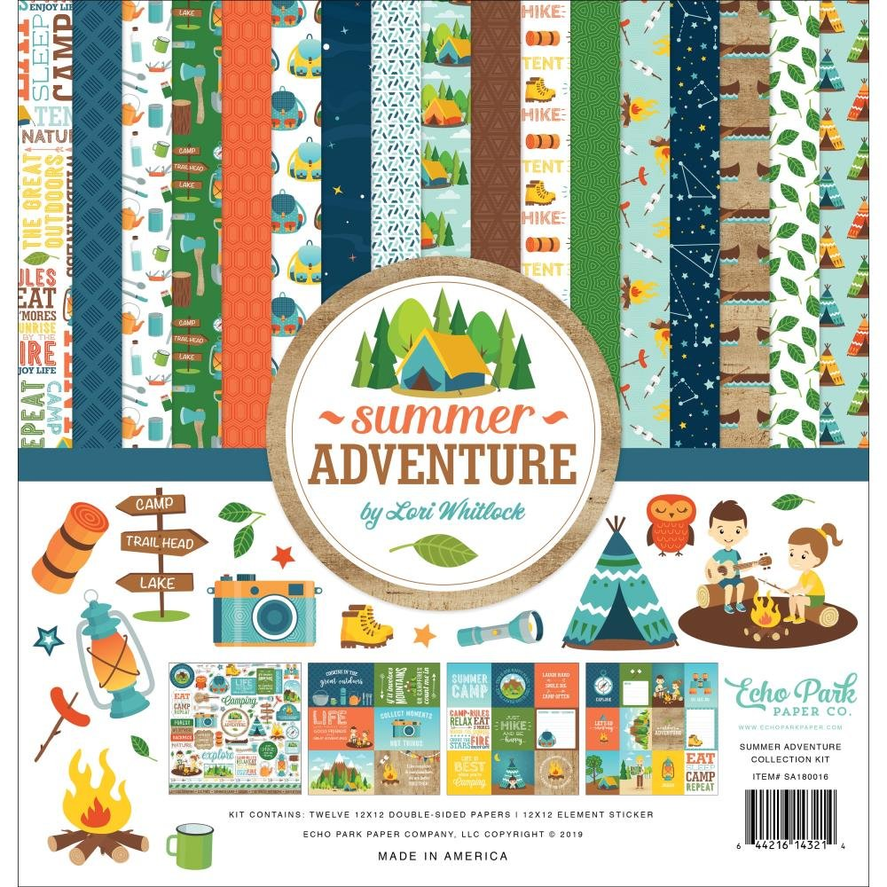 Summer Adventure-Collection Pack