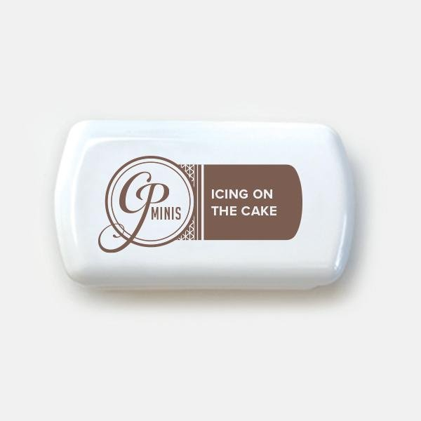 Catherine Pooler Mini Ink Pad-Icing On The Cake