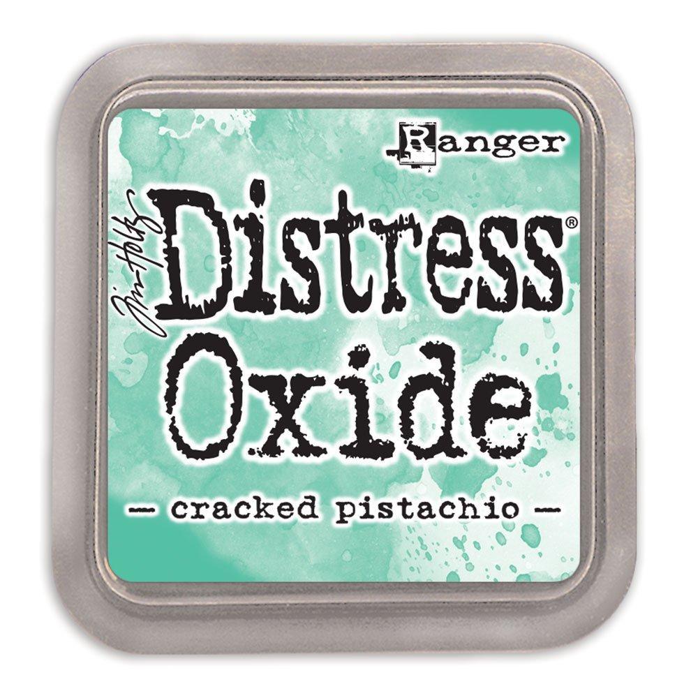 Tim Holtz Distress Oxide Ink-Cracked Pistachio