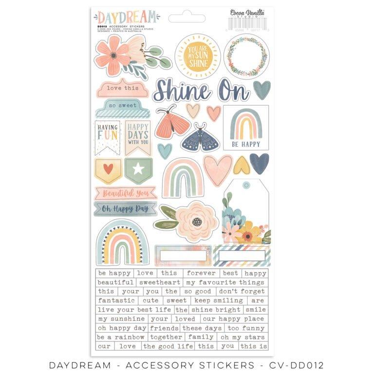 Daydream 6x12 Stickers
