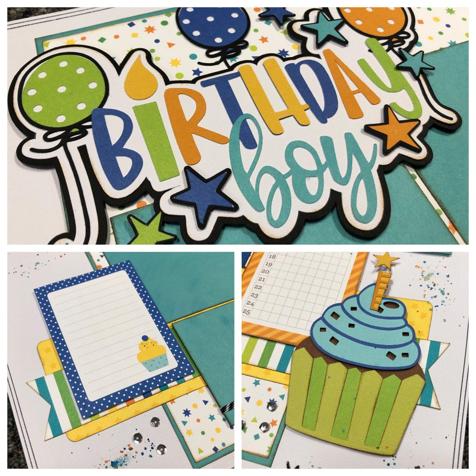 Birthday Boy Kit
