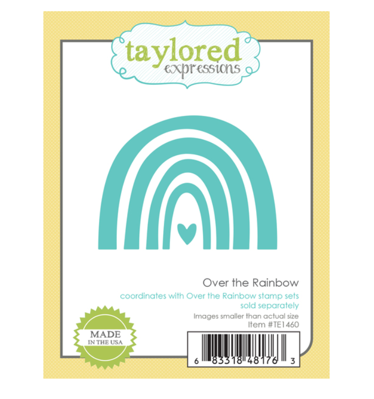 Taylored Expressions-Over The Rainbow Die