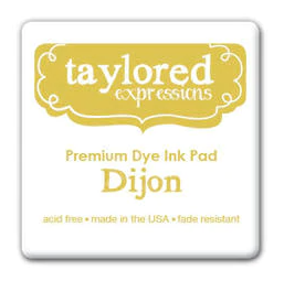 Taylored Expressions Ink Cube-Dijon