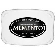 Memento-Tuxedo Black